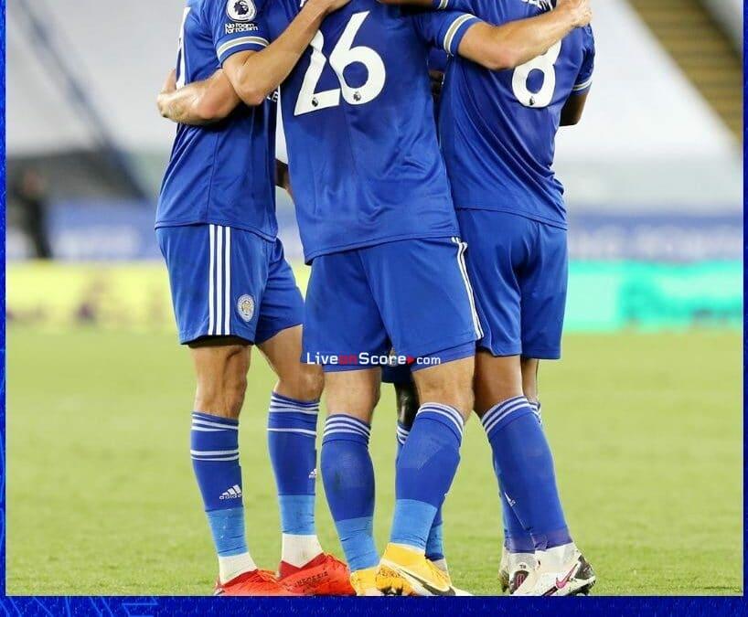 Goles y resultado Leicester 4-2 Burnley - Premier League