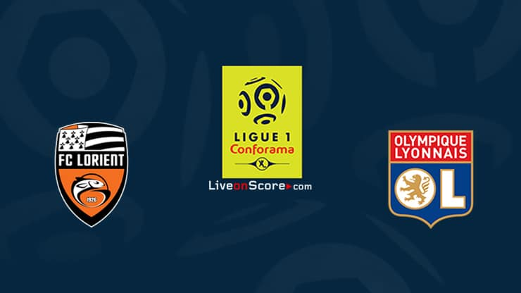 Lorient vs Lyon Predicción y predicción Transmision en vivo Ligue 1 2020/21