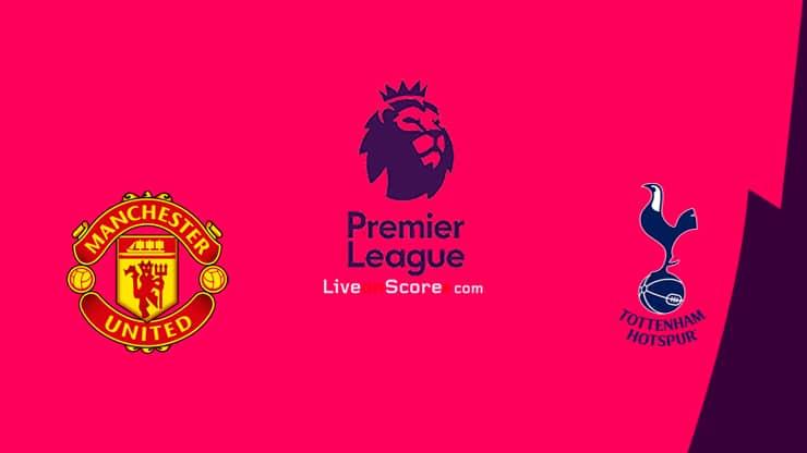 Manchester Utd vs Tottenham Prediccion y Pronostico Transmision en vivo Premier League 2020 / 21
