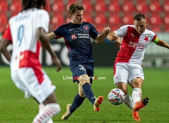 Midtjylland Vs Slavia Prague Preview And Prediction Live