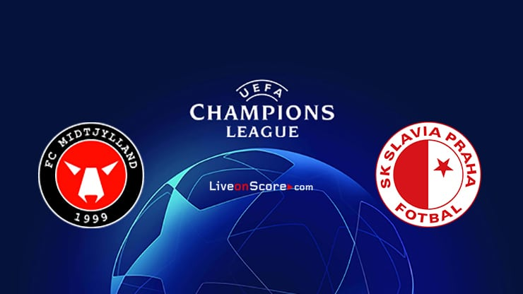 Midtjylland vs Slavia Prague Preview and Prediction Live Stream Champions League – Qualification 2020/21