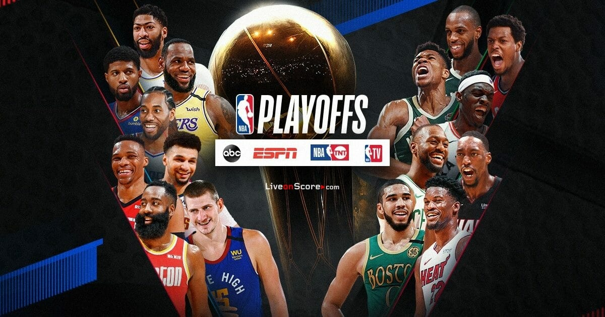 NBA play offs start date and time live stream 2020