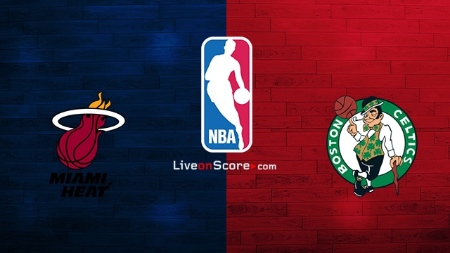 Miami Heat vs Boston Celtics Preview and Prediction Live stream NBA Play Offs 1/2 Finals 2020