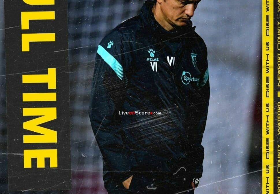Newport 3-1 Watford Full Highlight Video – EPL Cup