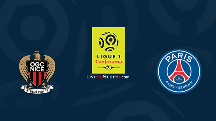 Nice vs Paris SG Preview and Prediction Live stream Ligue 1 2020/21