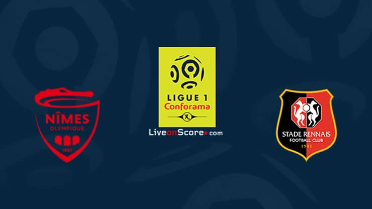 Nimes vs Rennes Preview and Prediction Live stream Ligue 1 2020/21