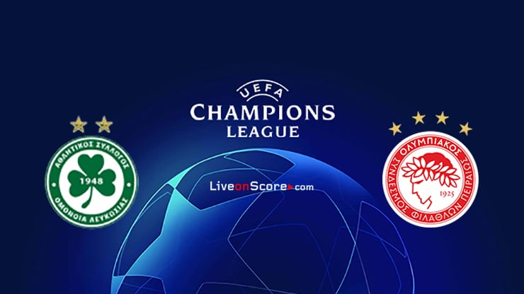 Omonia vs Olympiacos Piraeus Preview and Prediction Live Stream Champions League – Qualification 2020/21