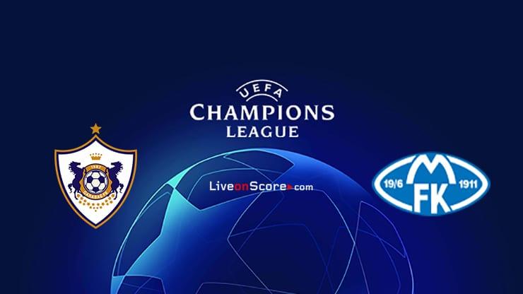 Qarabag vs Molde Preview and Prediction Live Stream Champions League – Qualification 2020/21