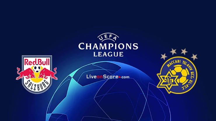 Salzburg vs Maccabi Tel Aviv Preview and Prediction Live Stream Champions League – Qualification 2020/21