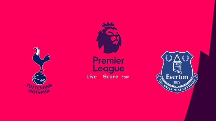 Tottenham vs Everton Previa y predicción Transmision en vivo Premier League 2020/21