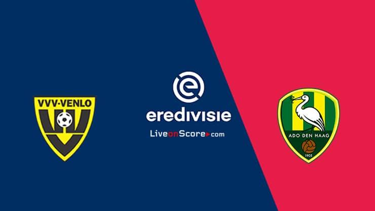 Venlo vs Den Haag Previa y predicción Transmision en vivo - Eredivisie 2020/21
