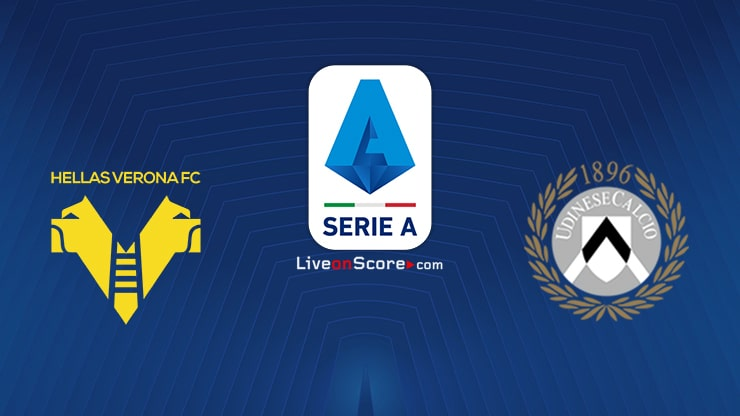 Verona vs Udinese Prediccion y Pronostico Transmision en vivo Serie Tim A 2020/21
