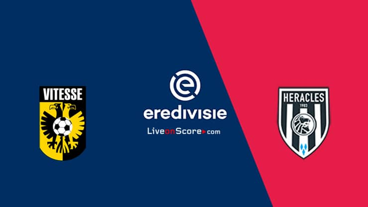 Vitesse vs Heracles Preview and Prediction Live stream – Eredivisie 2020/21