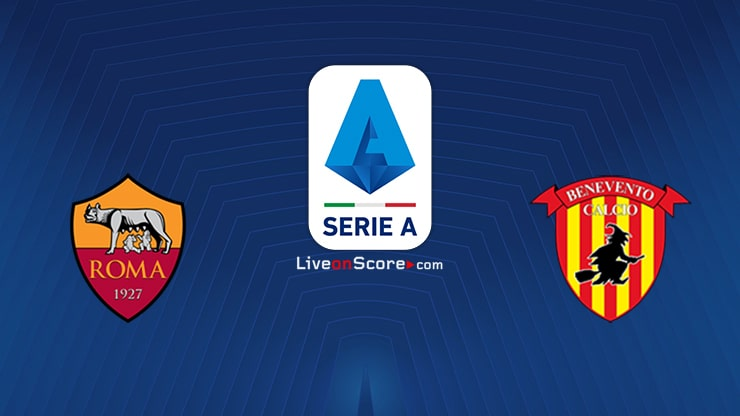 AS Roma vs Benevento Preview and Prediction Live stream Serie Tim A 2020/21