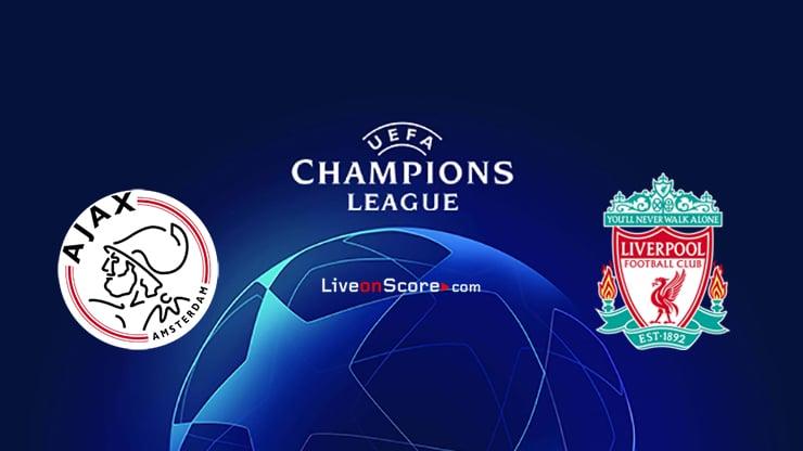 Ajax Vs Liverpool Preview And Prediction Live Stream Uefa Champions League 2020 2021