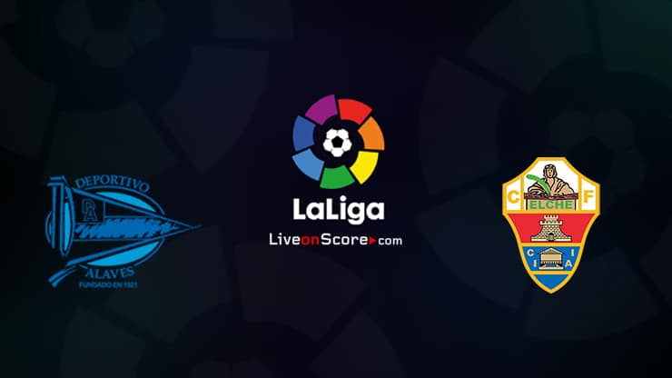 Alaves vs Elche Preview and Prediction Live stream LaLiga Santander 2020/21
