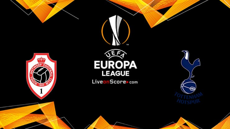Antwerp vs Tottenham Preview and Prediction Live stream UEFA Europa League 2020/2021