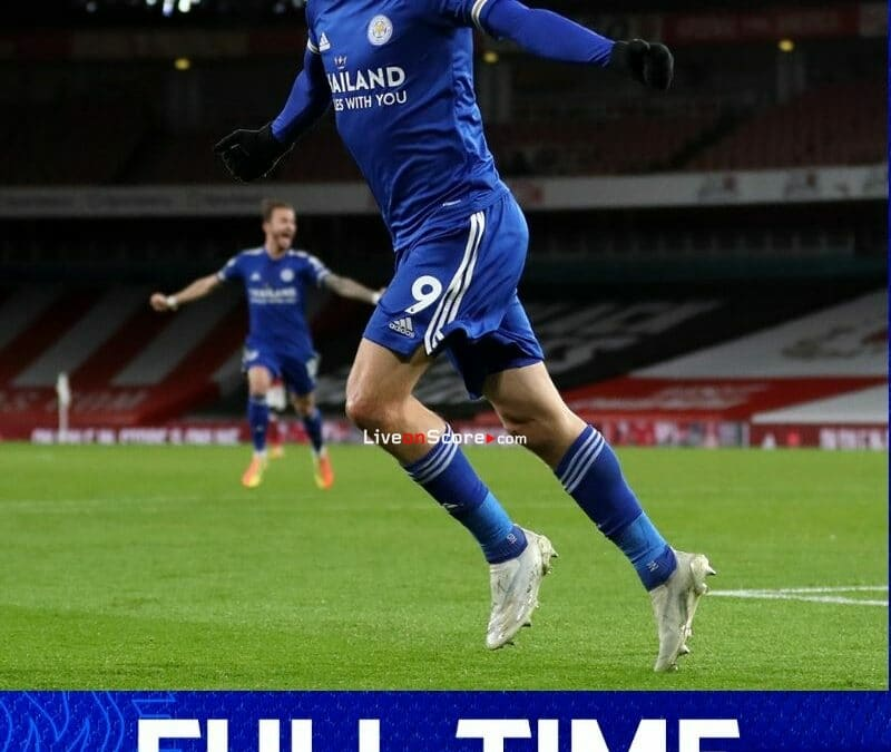 Arsenal 0-1 Leicester Full Highlight Video – Premier League