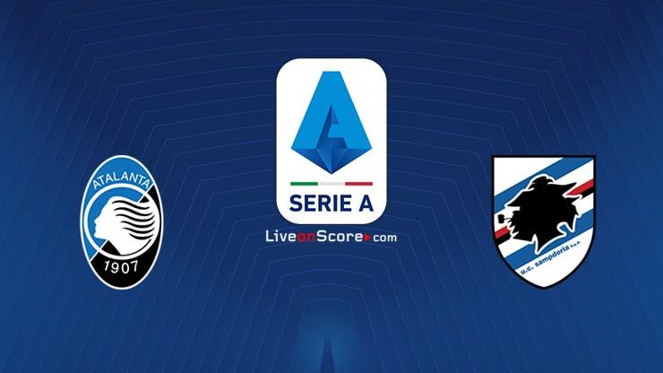 Atalanta vs Sampdoria Preview and Prediction Live stream Serie Tim A 2020/21