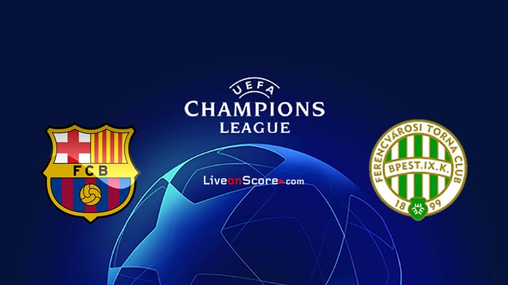 Barcelona vs Ferencvaros Preview and Prediction Live stream UEFA Champions League 2020/2021