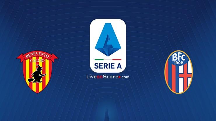Benevento vs Bologna Preview and Prediction Live stream Serie Tim A 2020/21