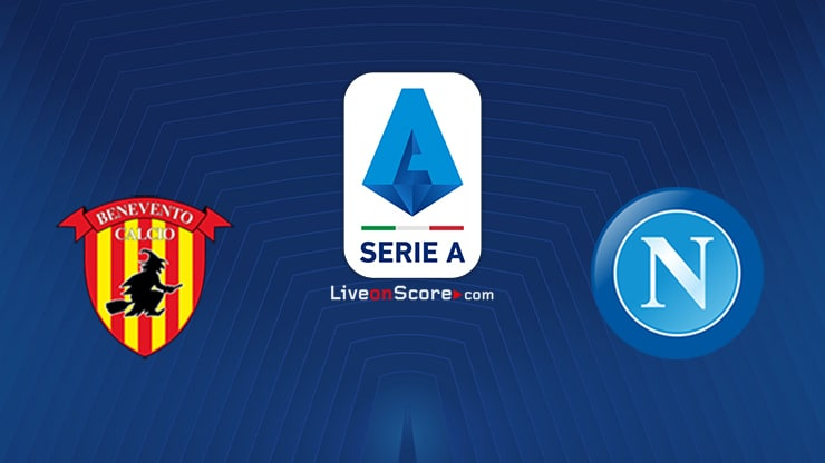 Benevento vs Napoli Preview and Prediction Live stream Serie Tim A 2020/21