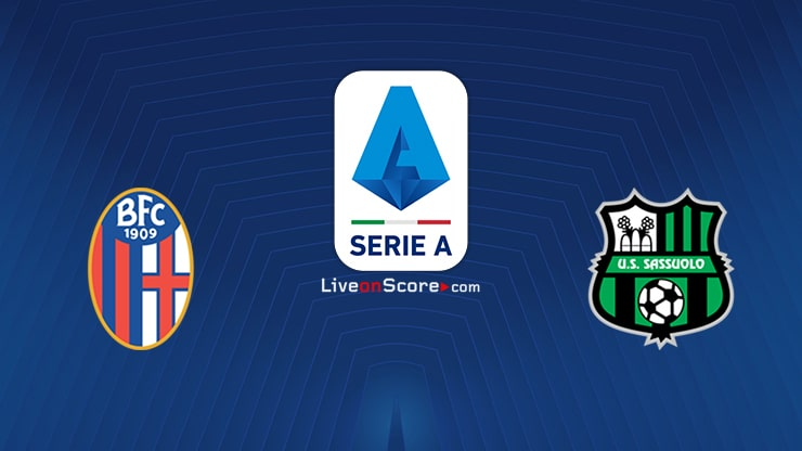 Bologna vs Sassuolo Preview and Prediction Live stream Serie Tim A 2020/21