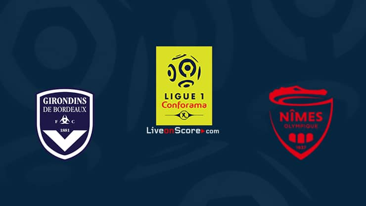 Bordeaux vs Nimes Preview and Prediction Live stream Ligue 1 2020/21