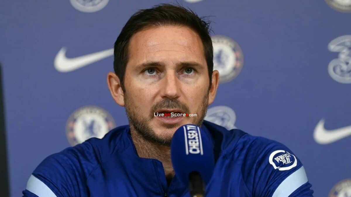 Lampard: Ziyech is in the squad but duo miss match