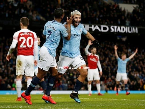 Guardiola make decision on Aguero for Arsenal clash
