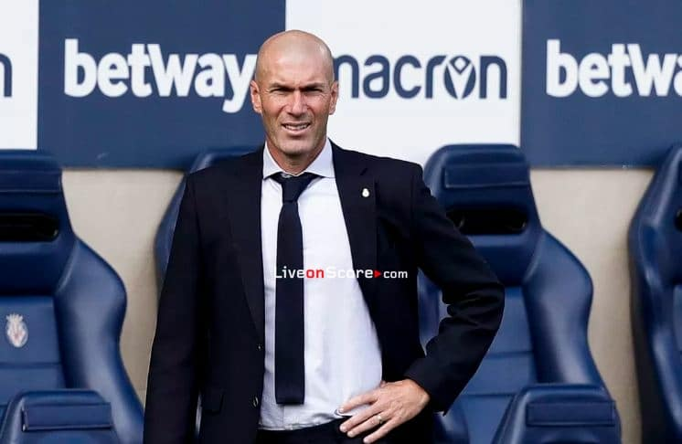 """Zidane: """"If you don't get off to a good start, it becomes an uphill struggle"""""""