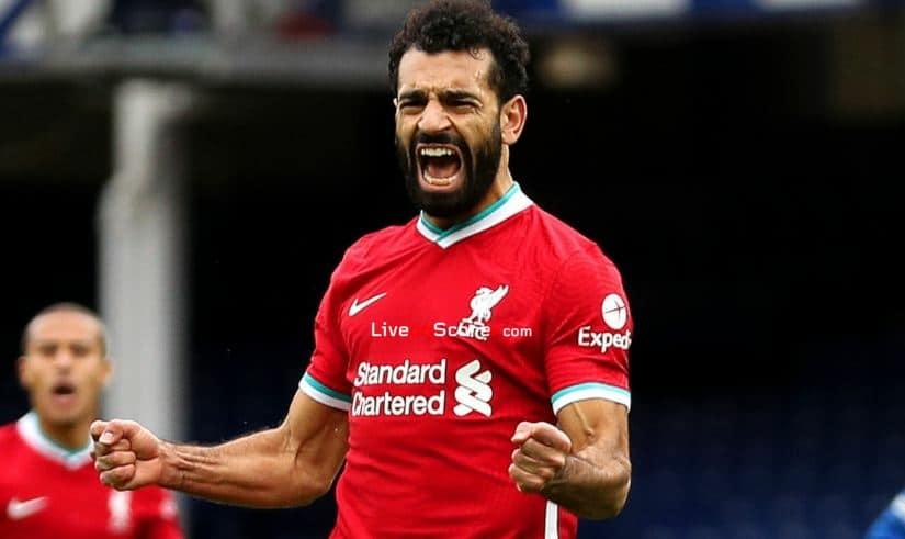 Mohamed Salah joins Liverpool's 100-goal club