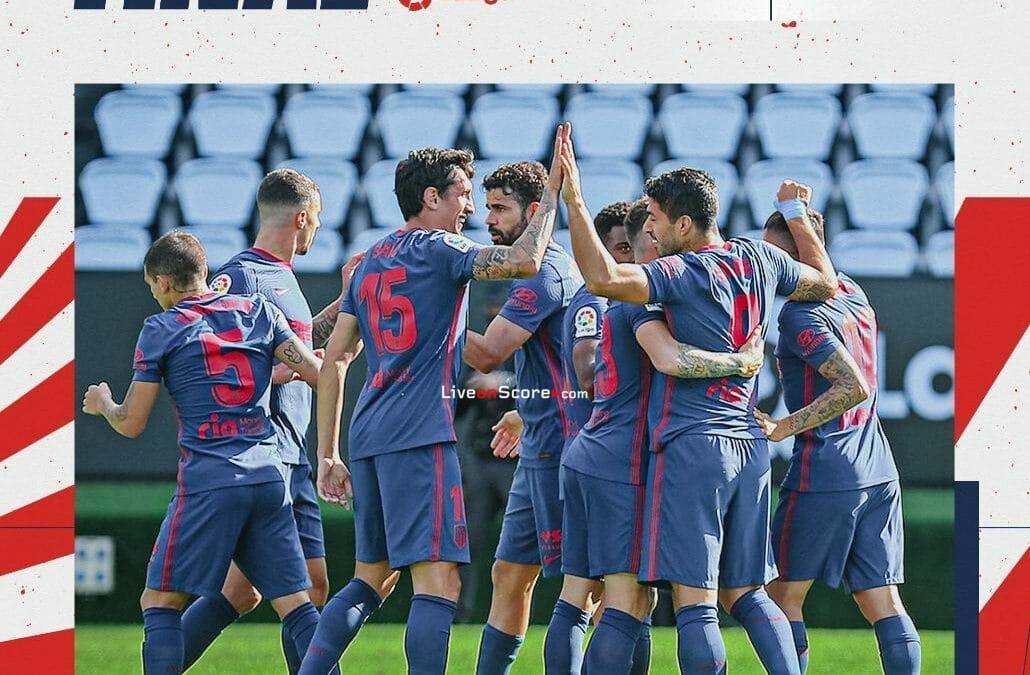 Celta Vigo 0-2 Atl. Madrid Full Highlight Video – LaLiga Santander