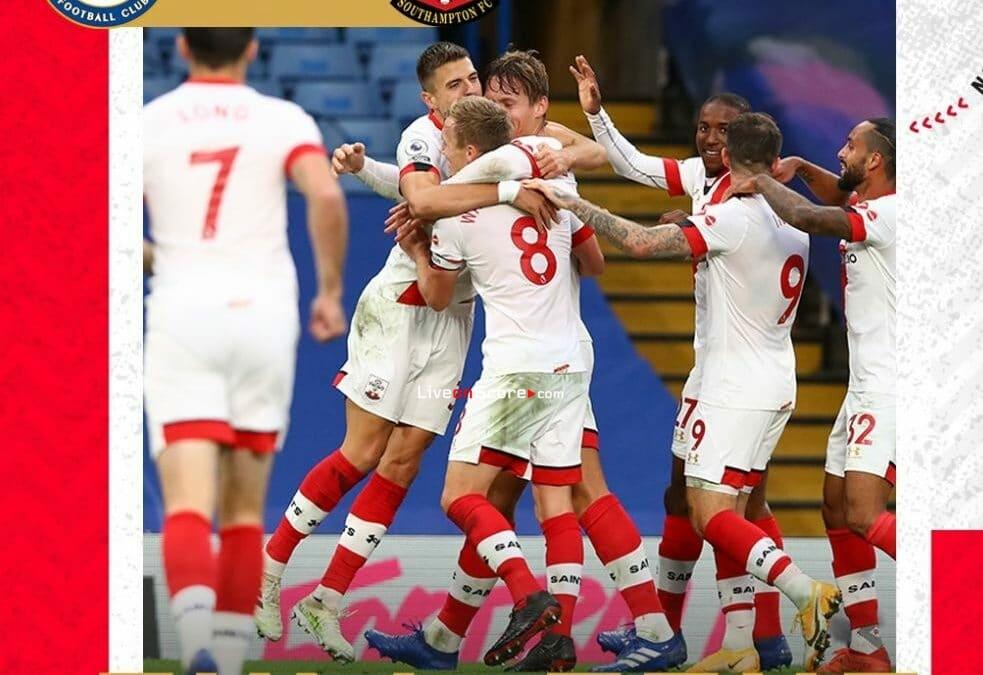 Chelsea 3-3 Southampton Full Highlight Video – Premier League