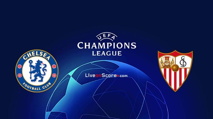 Chelsea vs Sevilla Preview and Prediction Live stream UEFA Champions League 2020/2021