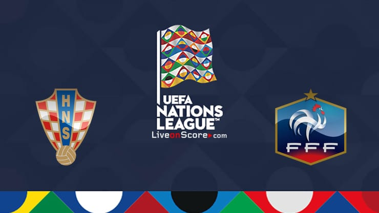 Croacia vs Francia Previa y predicción Transmision en vivo Uefa Nations League 2020
