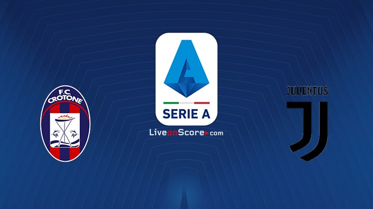 Crotone vs Juventus Preview and Prediction Live stream Serie Tim A 2020/21