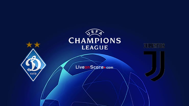 Dyn. Kyiv vs Juventus Preview and Prediction Live stream UEFA Champions League 2020/2021