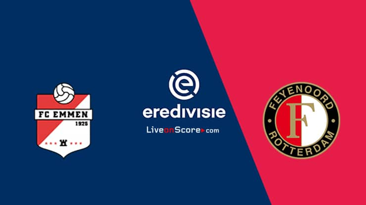 FC Emmen vs Feyenoord Preview and Prediction Live stream – Eredivisie 2020/21