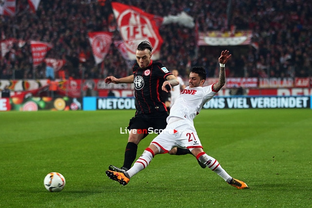 Fc Köln Eintracht Frankfurt Live Stream