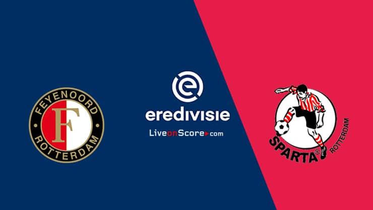 Feyenoord vs Sparta Rotterdam Preview and Prediction Live stream – Eredivisie 2020/21