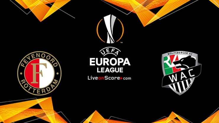 Feyenoord vs Wolfsberger AC Preview and Prediction Live stream UEFA Europa League 2020/2021