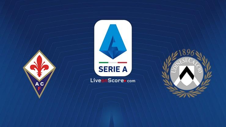 Fiorentina vs Udinese Preview and Prediction Live stream Serie Tim A 2020/21