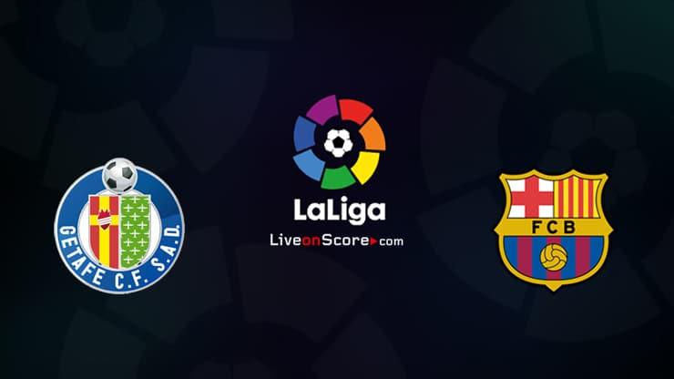 Getafe vs Barcelona Preview and Prediction Live stream LaLiga Santander 2020/21