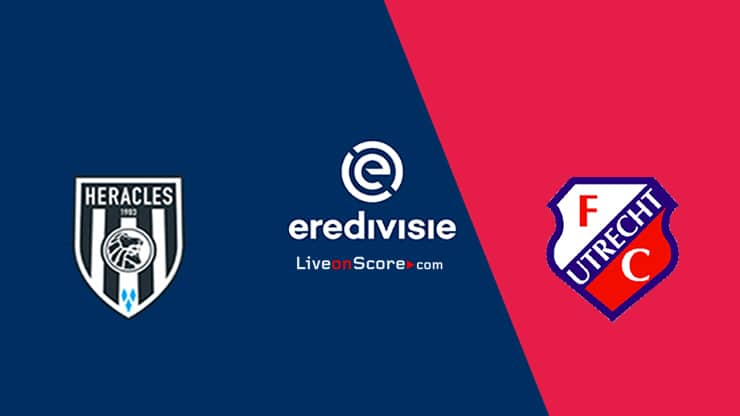 Heracles vs Utrecht Preview and Prediction Live stream – Eredivisie 2020/21