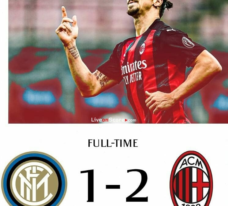 Inter 1-2 AC Milan Full Highlight Video – Serie Tim A