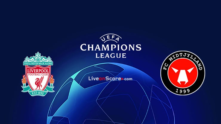 Liverpool vs Midtjylland Preview and Prediction Live stream UEFA Champions League 2020/2021