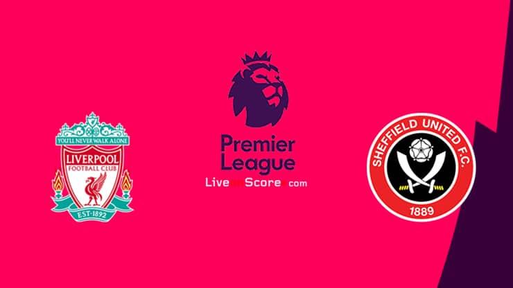 Liverpool vs Sheffield Utd Preview and Prediction Live stream Premier League 2020/21