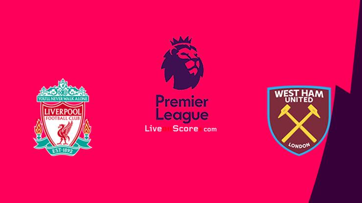 Liverpool vs West Ham Previa, Predicciones y Pronostico Transmision en vivo Premier League 2020/21