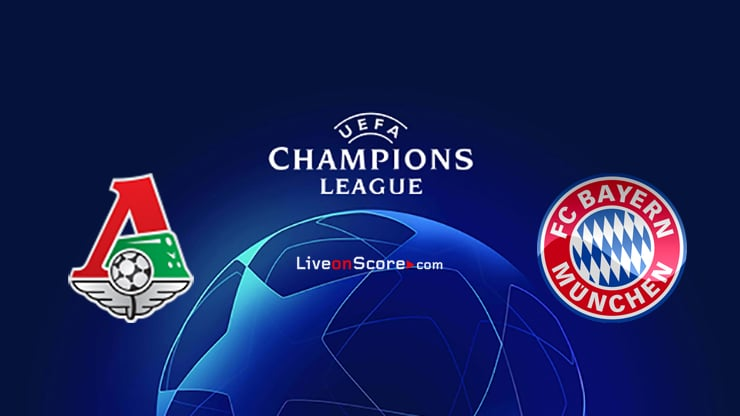 Lokomotiv Moscow vs Bayern Munich Preview and Prediction Live stream UEFA Champions League 2020/2021